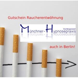 Gutschein Raucherentwöhnung